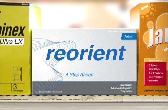 Reorient !